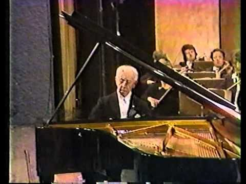 Arthur Rubinstein | Beethoven  | Piano Concerto No. 5 | Every time I hear this piece of music, it vibrates with my body's energy.
