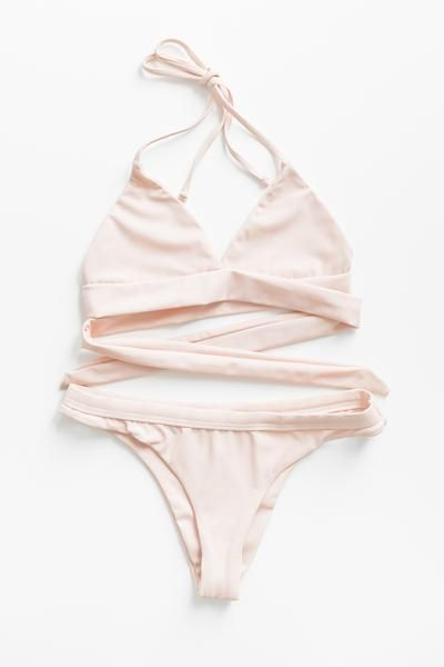 Light pink bikini