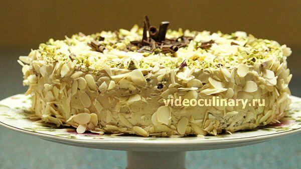 Более ста рецептов тортов с пошаговыми инструкциями и видео. Авторские и классические рецепты, вкусных и простых в приготовлении, Тортов и пирожных.