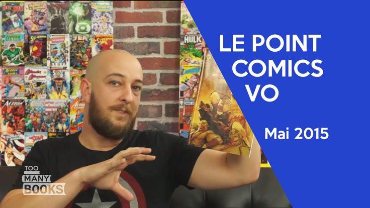 Le Point Comics VO - Mai 2015