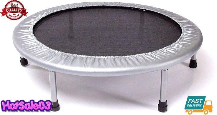 Stamina 36-Inch Folding Trampoline #Stamina