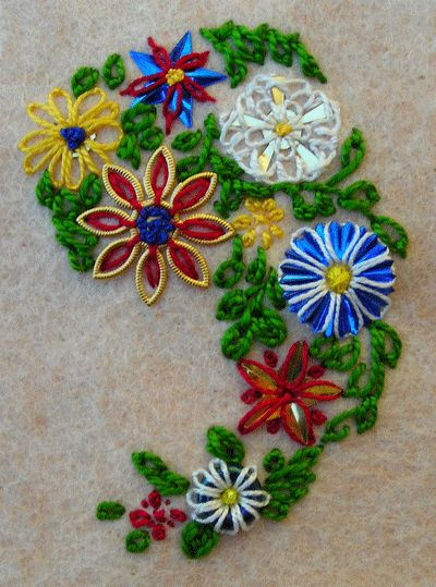 Best images about tast detached chain stitch on