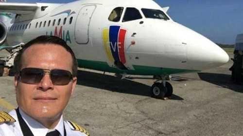 Esposa de piloto de avión de Lamia: Mi marido no es un monstruo