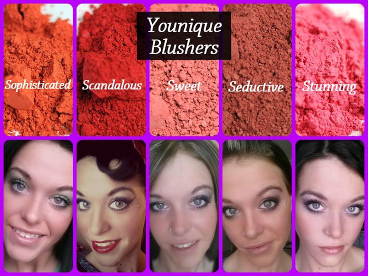 Love this Blush...highly pigmented and will last all day. The colors are great can even be used to make a great lip color. $35 cdn/ $29 usd www.moorelash.com