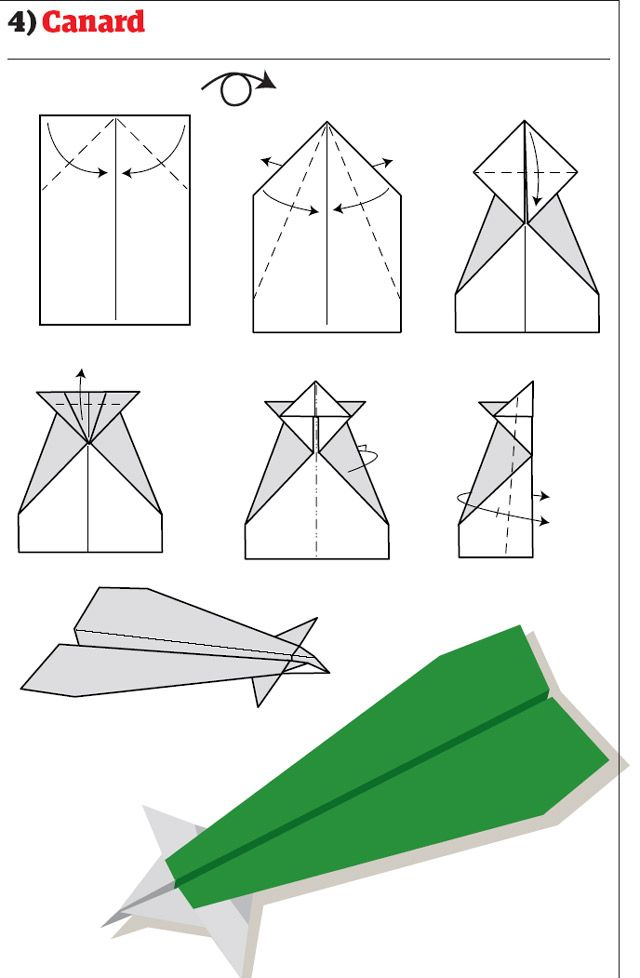 103 Best Paper Airplanes Images On Pinterest | Paper Planes