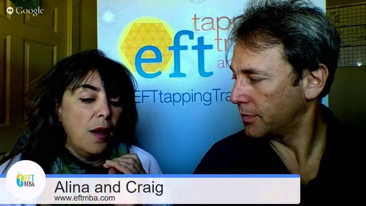 TappingHub.tv | Show Presenters -  Alina Frank and Craig Weiner