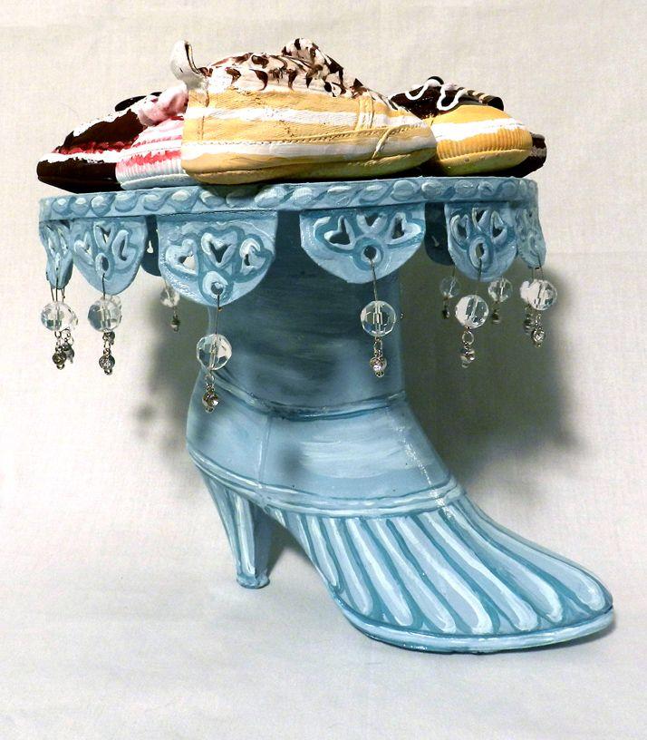 Cake Stand – Kim Danio Studios