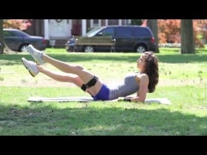 Love Handles & Belly Work Out by dorthy