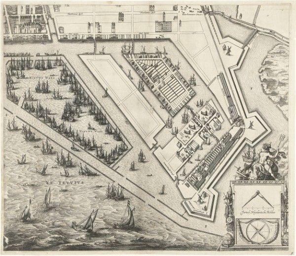 Amsterdam, Westelijke eilanden (jaar 1625 , Balthasar Florisz van Berckenrode)