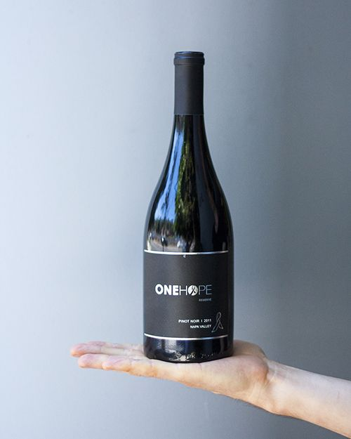 How Drinking One Hope Wine Can Save the World  http://www.viaonehope.com/sites/rachel-stanford/wine/2011-onehope-napa-valley-reserve-pinot-noir