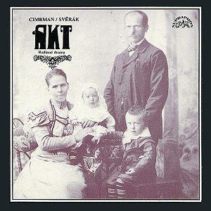 Divadlo Járy Cimrmana na CD Akt