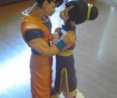 dragon ball z wedding cake for Jessie