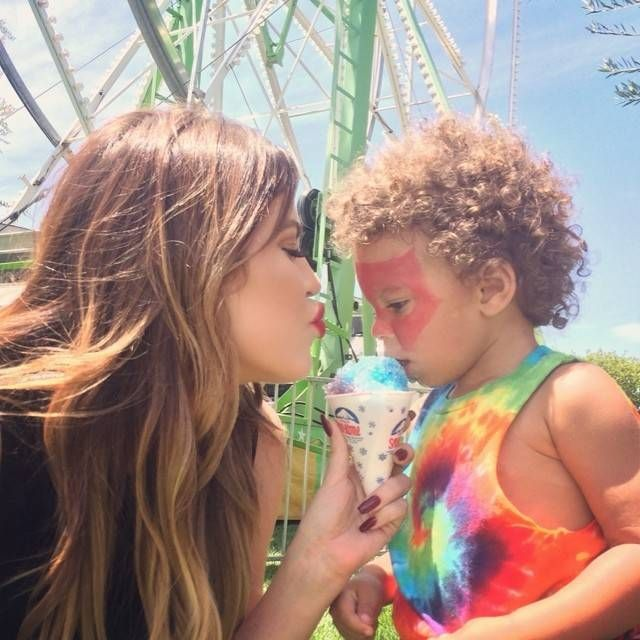 Coachella kid style? The Kardashian's host festival 'Kidchella' for North West's 1st birthday..see all the photos here!