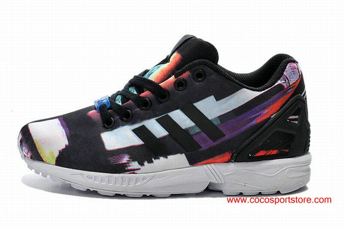 Adidas ZX Flux Graphic 25th Anniversary Edition City Series For Women