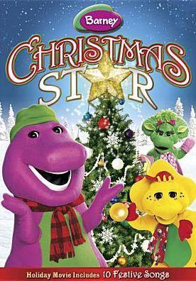 Barney: Barney's Christmas Star
