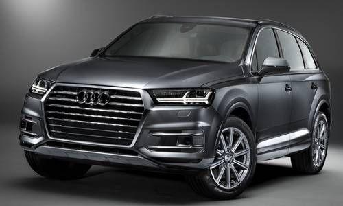 #Audi #Q7. Un concentré d'innovations technologiques qui redéfinit les standards du SUV premium.