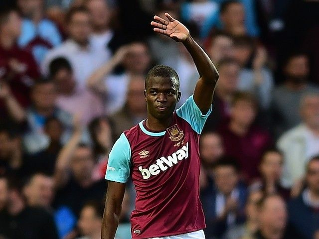 Swansea City to battle Lazio for West Ham United attacker Enner Valencia?