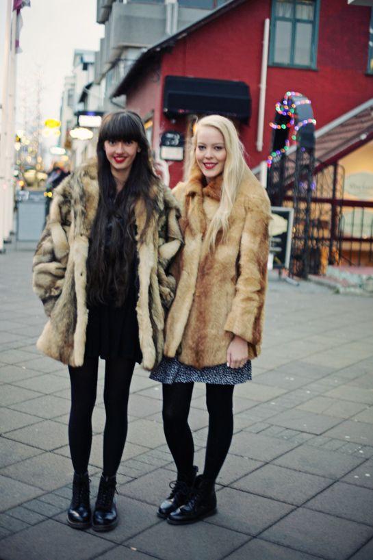 Street Style Reykjavik Nights Fall Winter Threads Pinterest Iceland Style And Street Styles