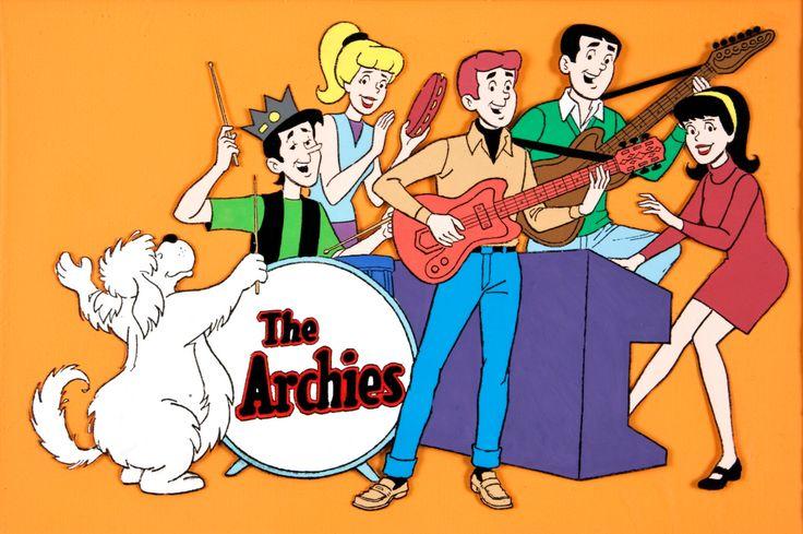 The Archies Cartoon