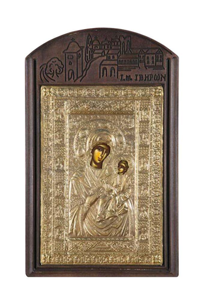 Religious icon: Panagia PortaitissaHELLENIC CULTURE