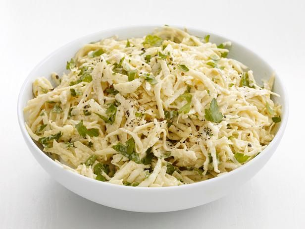 Get Celery Root Slaw Recipe from Food Network
