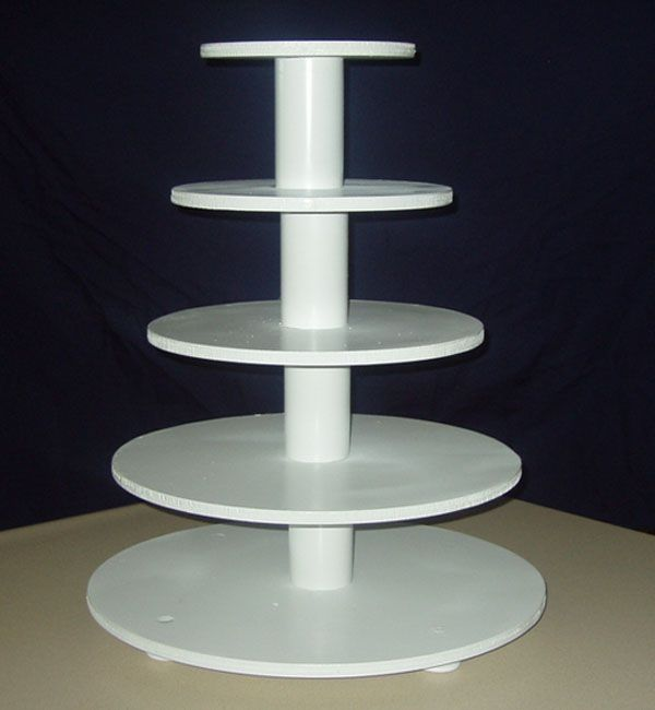 DIY cupcake stand. Maybe in a couple of sizes?
