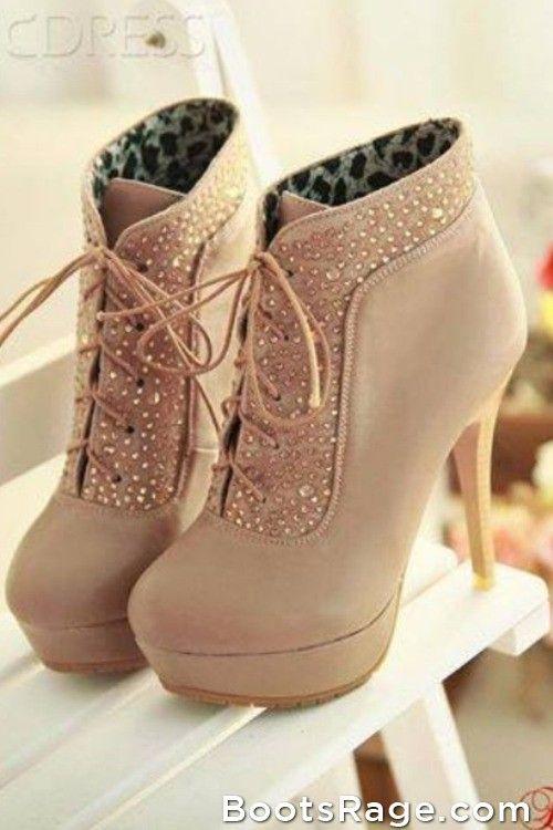Booties 2013 - Women Boots And Booties