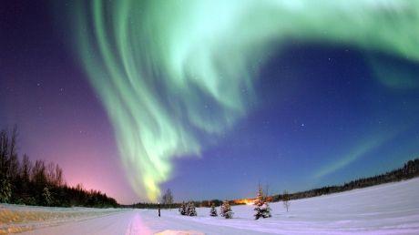 SPECTACULOS! Aurora boreală pe cerul Marii Britanii