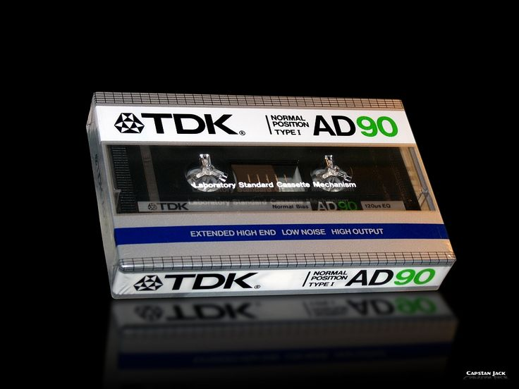 TDK AD 90 (Wrapped)