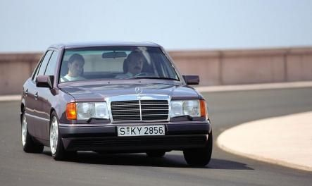 1984-1995 Mercedes W124 E Class