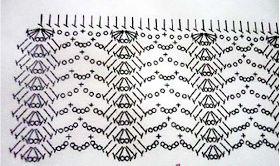 BEAUTIFULLY SIMPLE SHELLED SKIRT     Following my absolutely brilliant try (at writing out and making at top speed) a pattern I'd glean...
