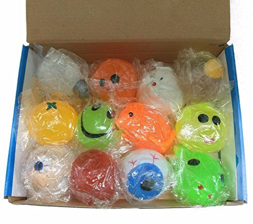 Squishy Splat Ball : Squishy Splat Ball Assortment Pack (1 Dozen Splat Balls) SquishyMart.com http://www.amazon.com ...