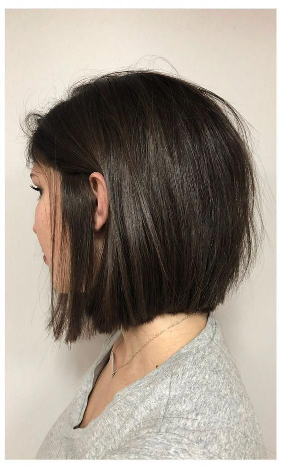 Short Blunt Bob with Layers
