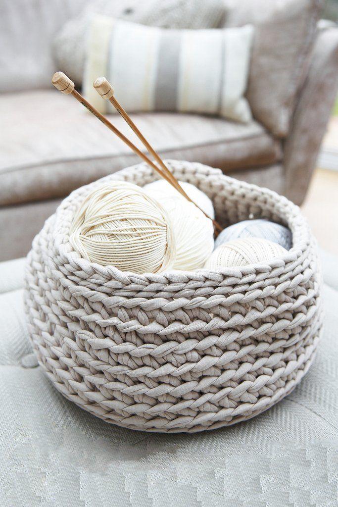 Get Honeycomb Pop Basket A Free Crochet Pattern