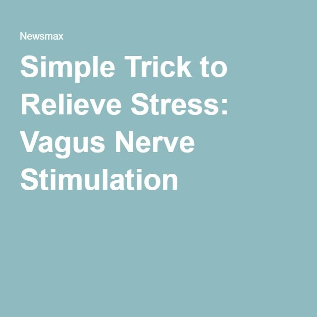 Natural Treatment For Overactive Vagus Nerve
