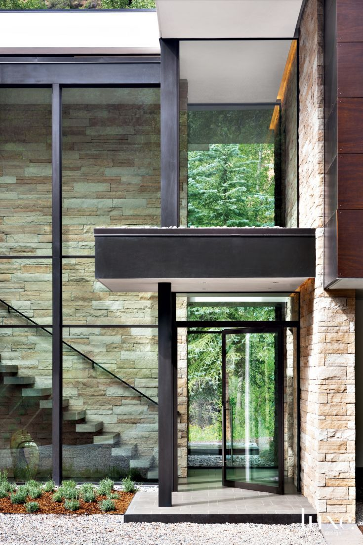 75 best modern front doors images on pinterest architecture