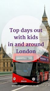 Here are some of the best family days out, in and around London. From stately homes and museums to theme parks and play areas. These options will keep the kids amused for hours.