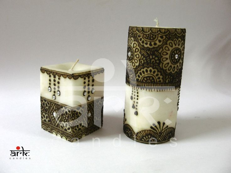 Mehndi Candles Instagram : Best images about diy candles holders on pinterest