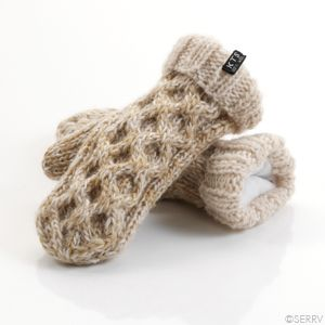Gifts for Her - Neutrals Mittens