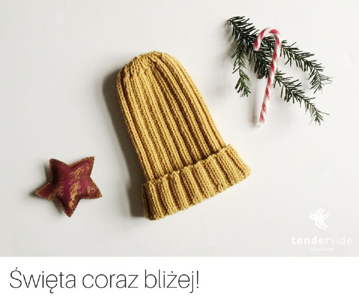 Christmas is comming! All the merino wool hand made products available on www.tenderside.com