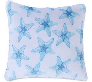 Berkshire Blanket Starfish Velvet Soft Pillow