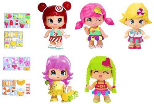 Famosa 700011170 - PinyPon Set Caramelle: Amazon.it: Giochi e giocattoli