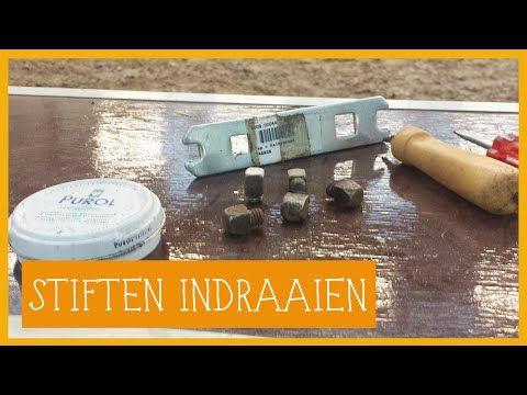 Stiften indraaien | PaardenpraatTV - YouTube