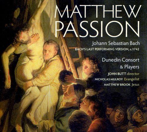 Bach: Matthew Passion [Super Audio CD (Sacd)]