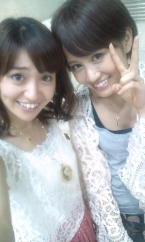 あっちゃん&優子 #AKB48