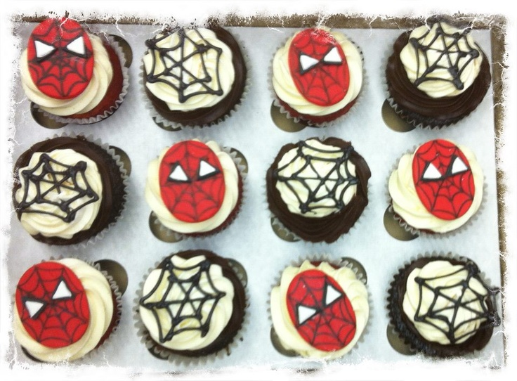 217 Best Images About Cartoon And Anime Cupcakes On