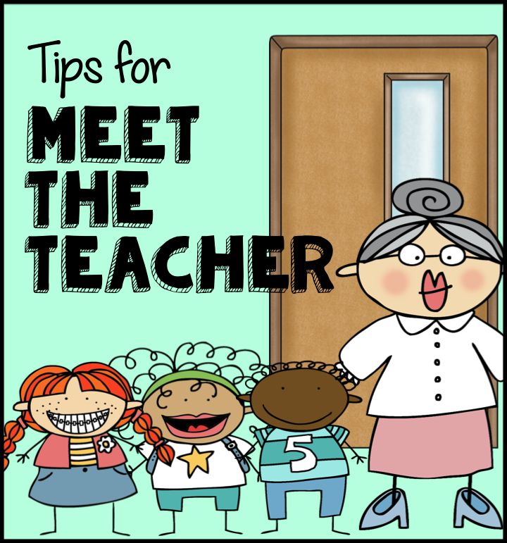 Meet the Teacher - tips to make your meet the teacher smooth and stress-free. Includes FREE printables.