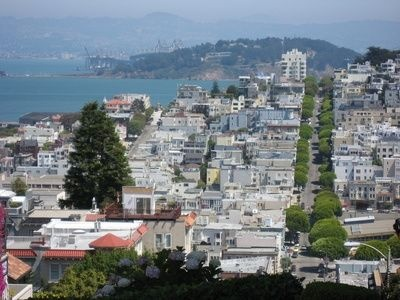 Inexpensive Hotels or Motels in San Francisco, California