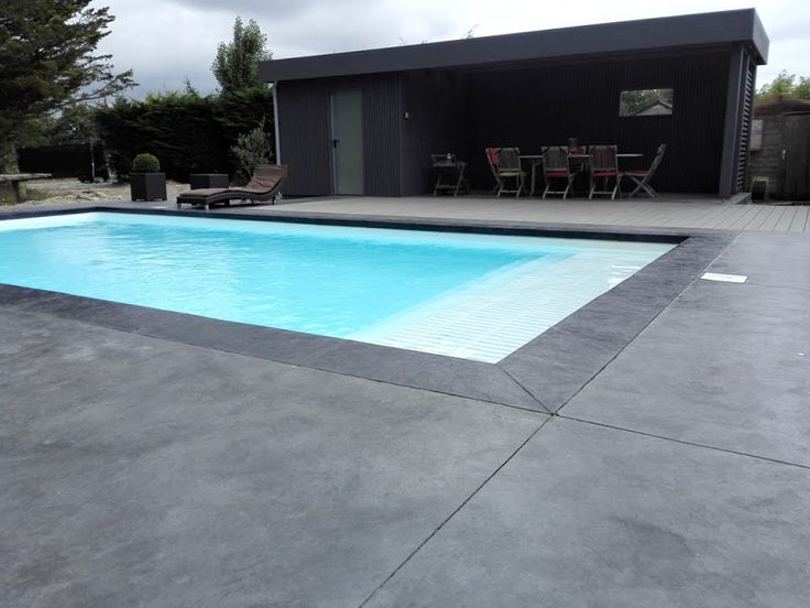 R sultat de recherche d 39 images pour b ton imprim piscine for Frise pour piscine beton