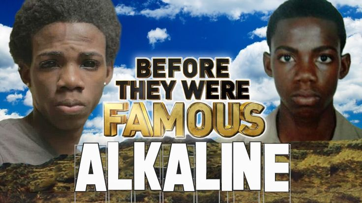 ALKALINE - Before They Were Famous - Jamaican Dancehall Artist -- Before Alkaline became a dancehall rising star, with tracks like Church Folks, Fleek, Block and Delete, city and Pretty Girl Team...find out the story